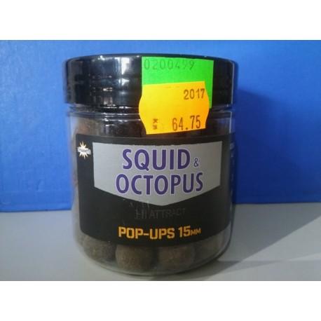Dynamite pop up Squid & octopus, 15 mm