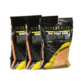 Big Fish base mix, Nutrabaits, 1,5 kg