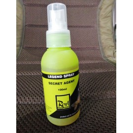 SECRET AGENT, SPRAY, ROD HUTCHINSON, 100 ML