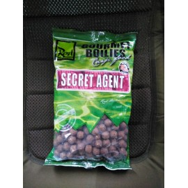 SECRET AGENT,BOILE, ROD HUTCHINSON PAK 1 KG, 15 MM