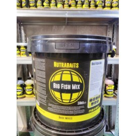 BIG FISH BASE MIX, NUTRABAITS, 10 KG