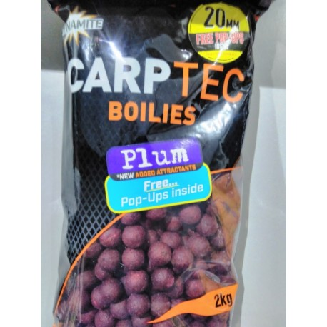 BOILE PLUM, DYNAMITE BAITS, 2 KG, PROMJER 20MM