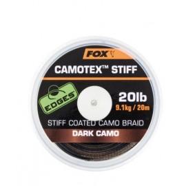 CAMOTEX DARK STIFF, 20 LB, 20 M