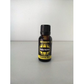 Nutrabaits Black pepper, essential oils, 20 ml