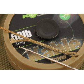 KORDA KABLE LEADCORE GRAVEL 7 M