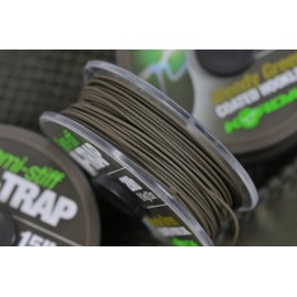 KORDA N-TRAP SEMI STIFF 20 LB WEEDY GREEN