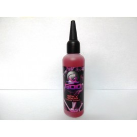 Korda Goo, Spicy squid power smoke, 115 ml