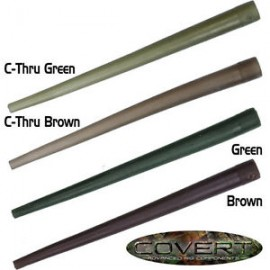 Covert anti tangle sleeves-brown