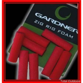 Zig rig foam red Gardner