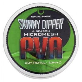 Skinny dipper pva micromesh refill 20 m