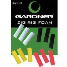 Zig rig foam MIXED Gardner