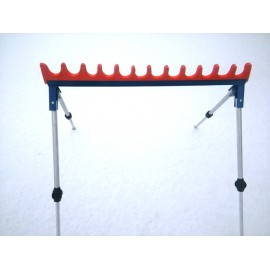 10-section pole stand, CSV
